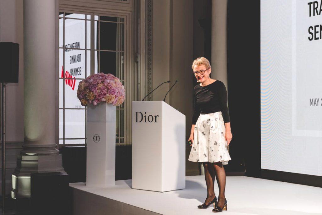 Séminaire Dior à Londres